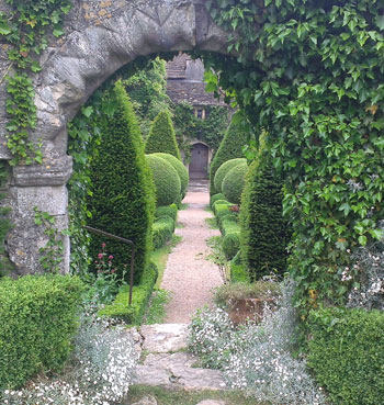 Abbey House Garden Malmesbury