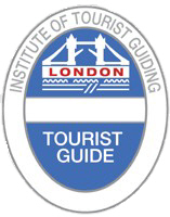 Institute of Tourist Guiding London Blue Badge; private guide
