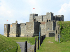 Private tours to Dover Castle by car