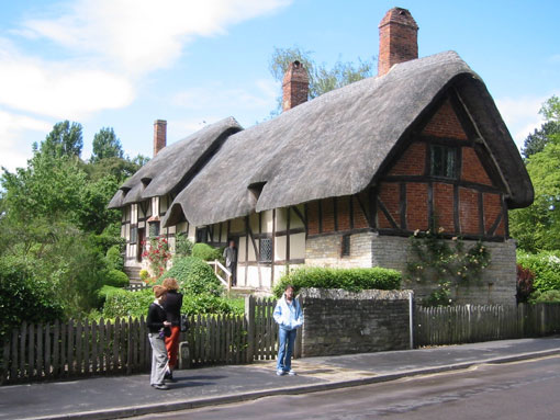 Private Tours to Stratford upon Avon & Anne Hathaway's Cottage