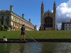 Private tours to Cambridge by car