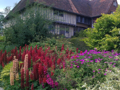 Private tours to Great Dixter by car