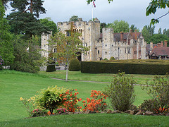 Private tours to Hever Castle by car