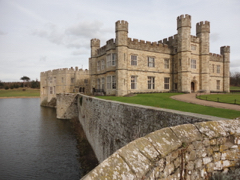 Private tours to Leeds Castle by car