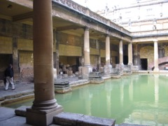 Private tours to Bath by car