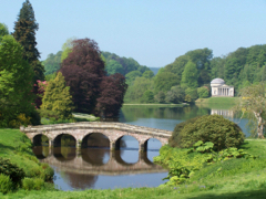 Private tours to Stourhead by car