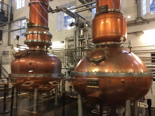 Private Tours to Salisbury & Bombay Sapphire Gin Distillery