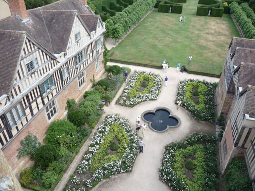 Private Tours to Stratford upon Avon & Coughton Court garden