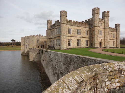 Private Tour to Canterbury & Leeds Castle