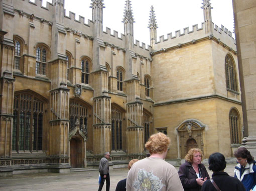 Private Tours to Oxford
