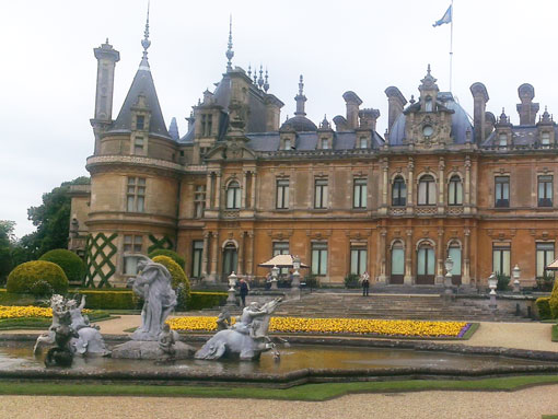 Private Tours to Oxford & Waddesdon Manor