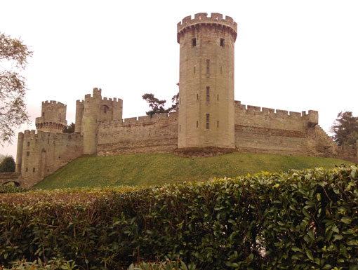 Private Tours to Stratford upon Avon & Warwick Castle