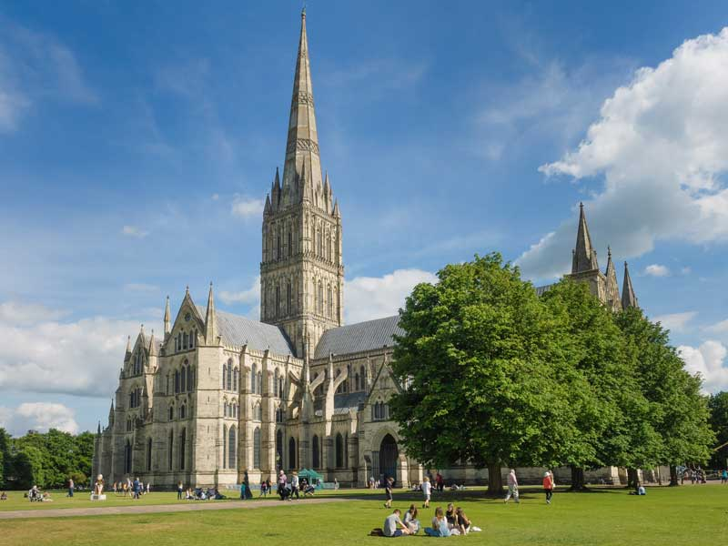 Private Tours to Salisbury Cathedral