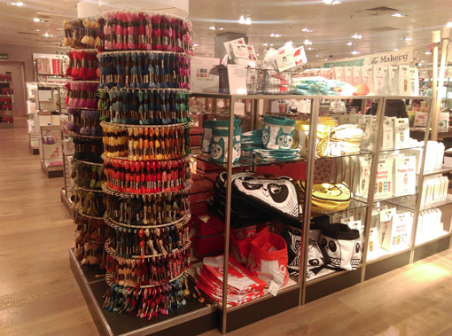 John Lewis embroidery threads