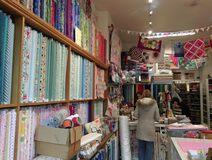 where to buy fabrics threads in london tour london