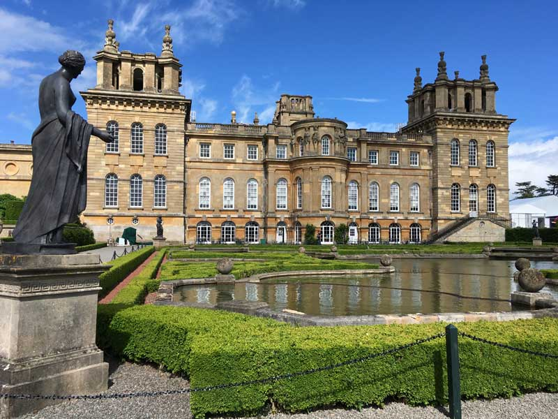 Private Tours to Blenheim Palace