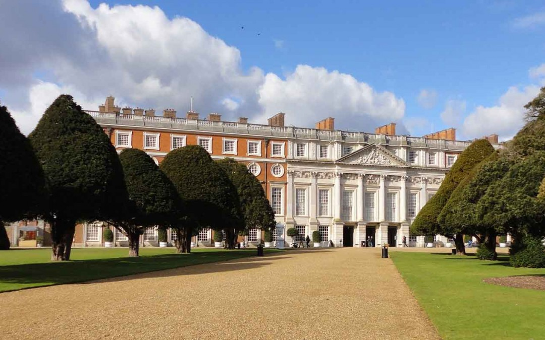 500th anniversary for Hampton Court Palace